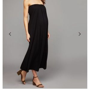 Isabella Oliver maternity maxi dress